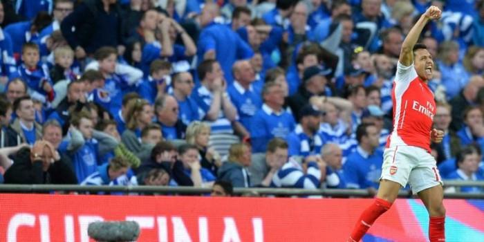 Alexis Sanchez Pimpin Arsenal ke Final Piala FA