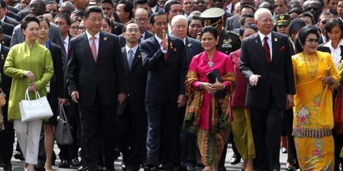 Tiongkok Sapu Bersih Proyek Infrastruktur Indonesia