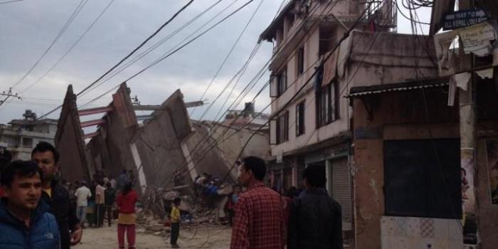 Kepolisian Nepal: Korban Tewas Gempa Mencapai 449 Orang