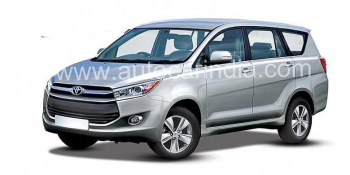 Inikah Sosok Toyota Innova Generasi Kedua?