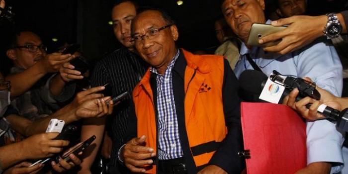 Ditahan KPK, Jero Wacik Minta Bantuan Jokowi, JK, dan SBY