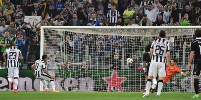 Tevez Pimpin Juve Taklukkan Madrid