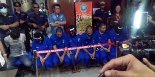 Ini Alasan Dua Tahanan BNN Kabur ke Malaysia