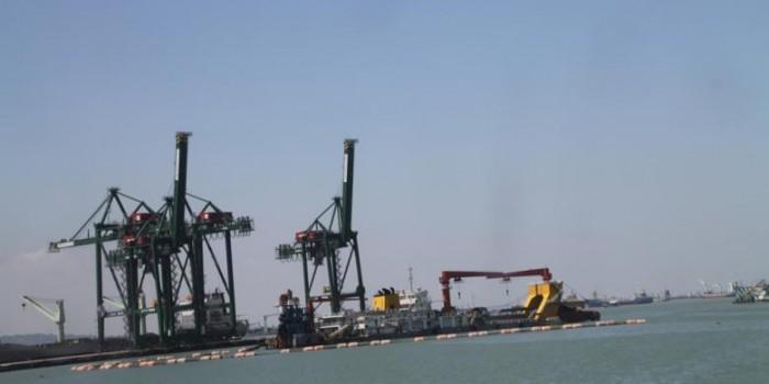 Ini Pelabuhan Bertaraf Internasional Satu-satunya di Indonesia