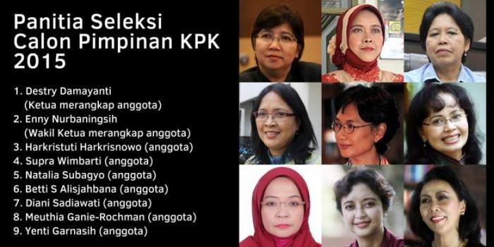JK Tak Tahu Ketua Pansel KPK Pejabat Kementerian BUMN