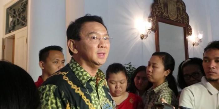 "Ahok Sebut Djarot Tidak Berkoordinasi Terkait Izin ""PRJ Senayan"""
