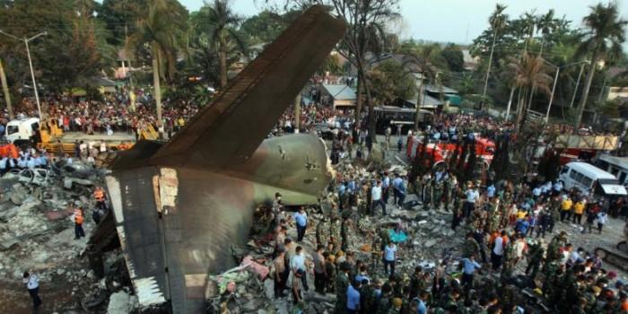 12 Kecelakaan Pesawat Milik TNI-Polri dalam Satu Dekade