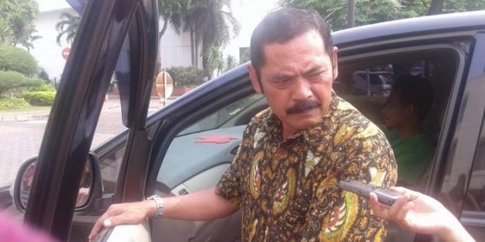 "Di Tengah Isu ""Reshuffle"", Jokowi Temui FX Rudy"
