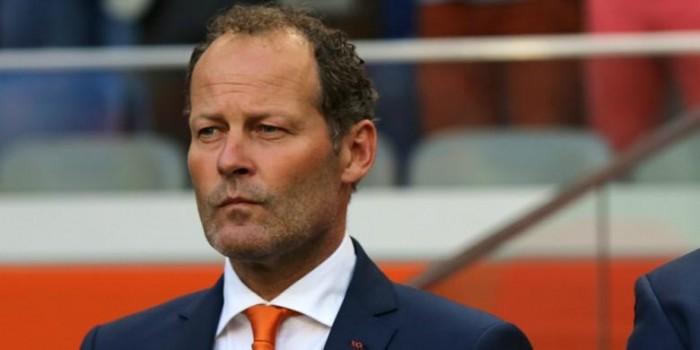 Resmi, Belanda Tunjuk Blind Jadi Pengganti Hiddink