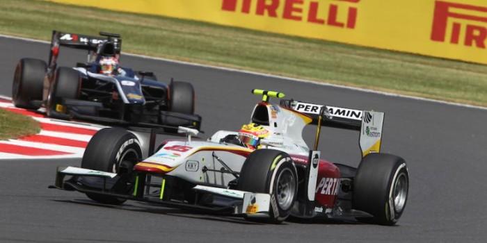"Rio Haryanto Pastikan ""Indonesia Raya"" Berkumandang di Silverstone!"