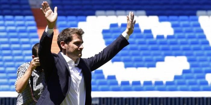 Akhirnya Casillas Ungkapkan Alasan Pindah ke Porto...
