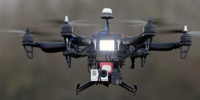 """Terbangkan """"Drone"""" di Area Ini, Siap- Siap Kena Denda Rp 1 Miliar"""