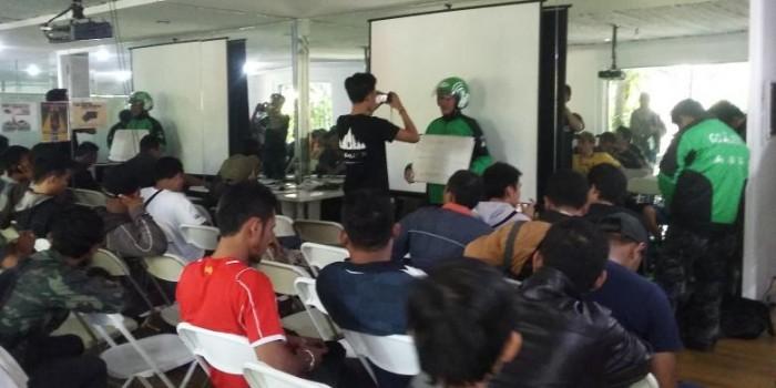 """Agar """"Suspend"""" Dicabut, Pengemudi Go-Jek Bali Harus Bayar Denda"""