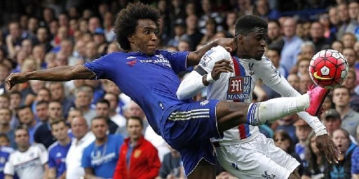 Palace Permalukan Chelsea pada Laga ke-200 Mourinho