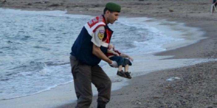 Foto Bocah Suriah Membuat Masyarakat Internasional Murka