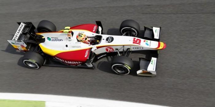 "Rio Haryanto Naik Satu Posisi Start pada ""Feature Race"" GP2 Italia"