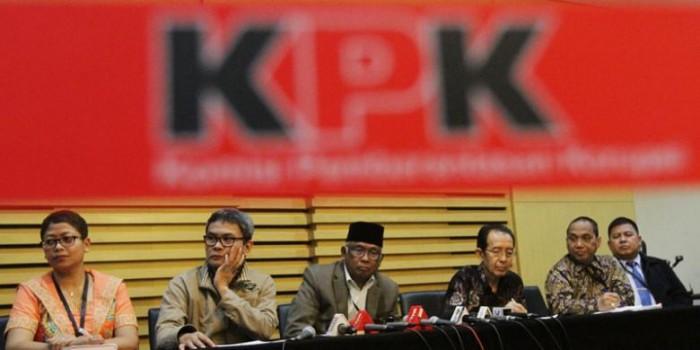 Survei: KPK, TNI, dan Presiden Peroleh Kepercayaan Publik Tertinggi