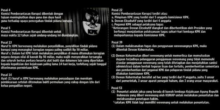 "Ini Pasal-pasal Draf RUU KPK yang Dianggap Bikin KPK ""Ompong"""