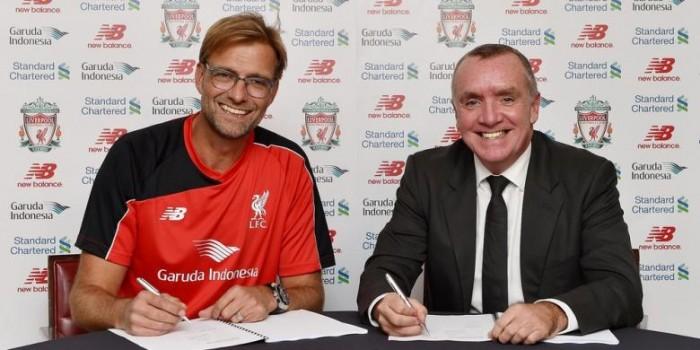 Juergen Klopp, Manajer Baru Liverpool