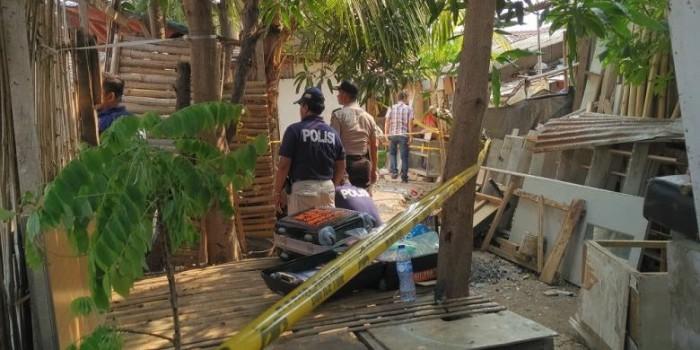 Polisi: Tersangka Pembunuh Bocah dalam Kardus Paedofil