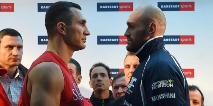Menang Angka atas Klitschko, Fury Juara Dunia Kelas Berat