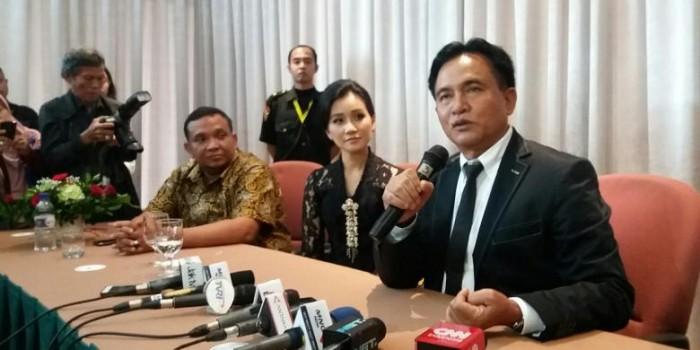 Bareskrim Bantah Pernyataan Yusril soal Periksa Jokowi