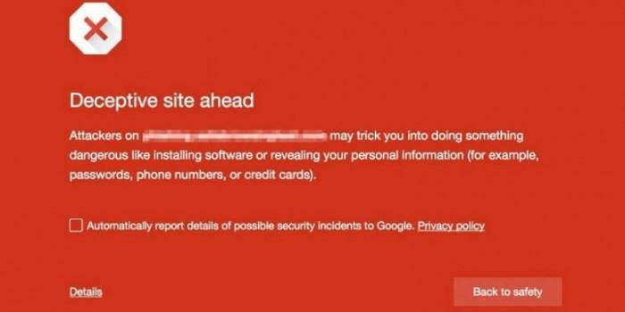 "Google Chrome Hindarkan Tipuan Berkedok Tombol ""Download"""