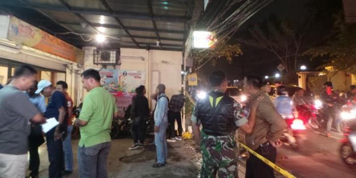 Pengemudi Gojek Sempat Adu Jotos dengan Pelaku Penembakan