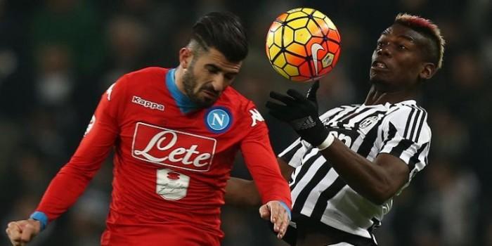 Gol Zaza Antarkan Juventus ke Puncak Klasemen Serie A