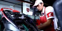 Keterampilan Mekanik AHM Kembali Diuji