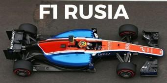 Formula 1 Rusia 2016