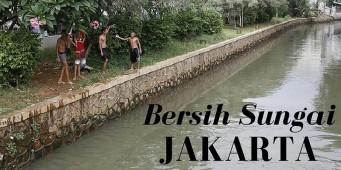 Bersih Sungai Jakarta