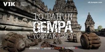 10 Tahun Gempa Yogyakarta