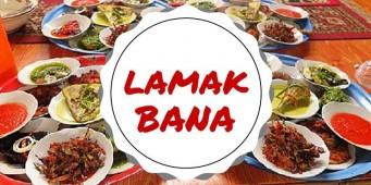 Kuliner Minang, Lamak Bana!