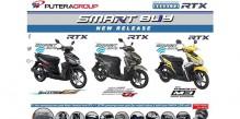 Pesan Yamaha RTX, Tinggal Buka Ponsel