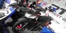 Smart Bike, Perangkat Canggih di Yamaha Versi RTX