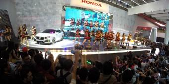 Honda Boyong JKT 48 ke Surabaya