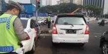 Hari ke -19, 2.900 Mobil Langgar Ganjil Genap