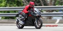 Akhirnya, Honda Beberkan Data Teknis CBR250RR