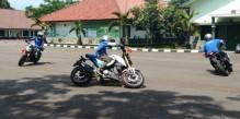 Yamaha Riding Academy Sambangi Bandung