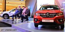 Kwid dan Koleos, Asa Baru Renault Indonesia