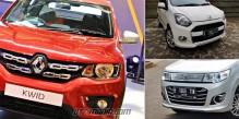 Renault Kwid Lawan Ayla, Agya, dan Wagon R