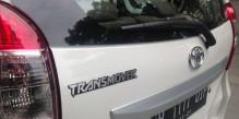 Toyota Enggan Menjadikan Avanza Murah Angkot