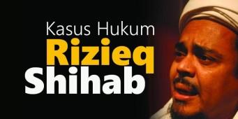 Kasus Hukum Rizieq Shihab