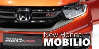 Honda Mobilio 2017