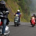 "Mau ""Touring"" Naek Motor 2-Tak, Boleh"