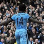 "Manchester City ""Sekolahkan"" Bony ke Stoke City"