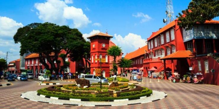 Indonesia, Penyumbang Turis Terbanyak Ketiga di Melaka