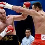 Cedera Engkel, Fury Batalkan Pertarungan dengan Klitschko