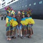 """Kunjungan """"Cruise"""" Meningkat, Terbanyak Sandar di Pelabuhan Benoa"""